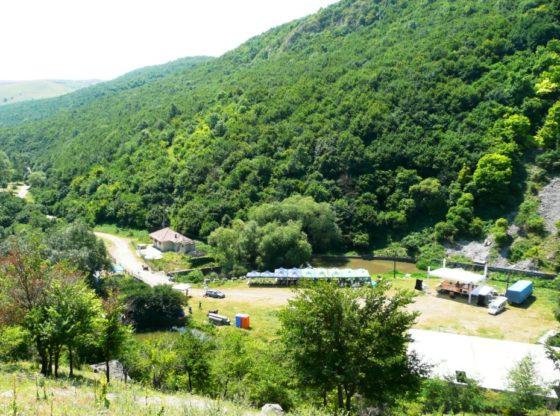 Cheile Turului , la 3 km de Turda