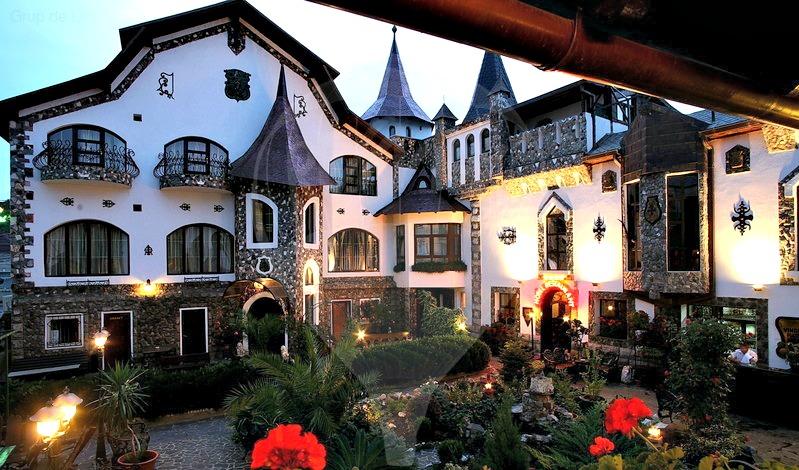 cazare la hotel de 4 stele in Turda Printul Vanator